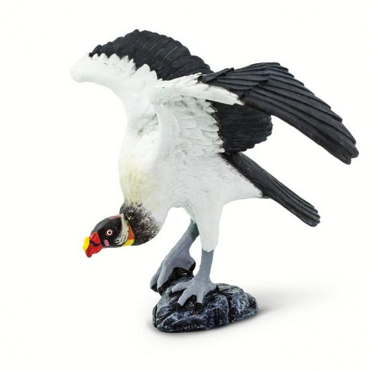 Птица Королевский гриф Safari Ltd 100270