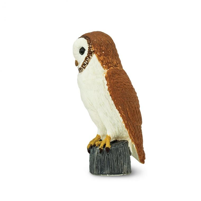 Птица Обыкновенная сипуха Safari Ltd 150029