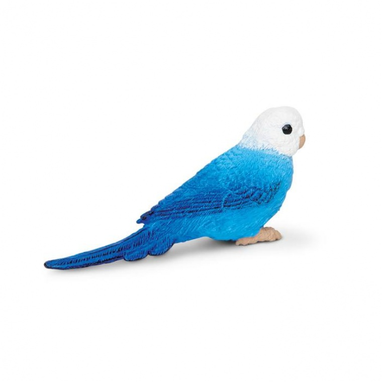 Птица Синий волнистый попугайчик Safari Ltd 150629