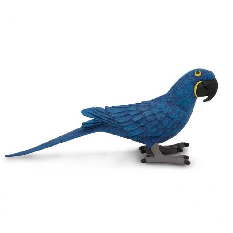 Птица Гиацинтовый ара Safari Ltd 264229