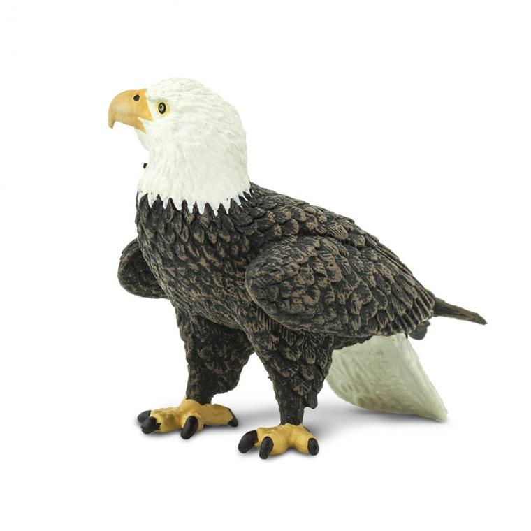 Птица Белоголовый орлан Safari Ltd 291129