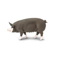 Беркширская свинья Safari Ltd 161929