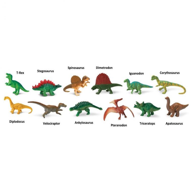 Набор Safari LTD Toob Динозавры 695404
