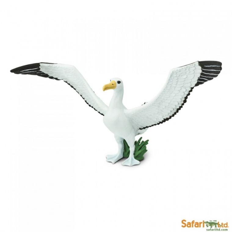 Птица Королевский альбатрос Safari Ltd 150729