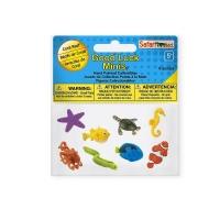 Набор мини фигурок Коралловый риф minis Safari LTD 100225
