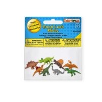 Набор мини фигурок Динозавры minis Safari LTD 346222